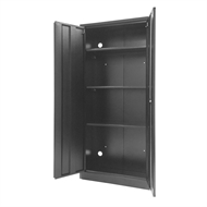 Pinnacle 1680 x 760 x 380mm Lockable Garage Cabinet