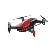 DJI Flame Red Mavic Air Drone