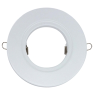 HPM 174mm White Downlight Extension Plate