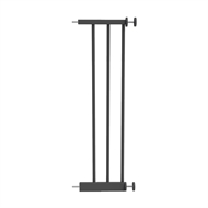 Perma Child Safety 20cm Warm Black Extra Tall Gate Extension