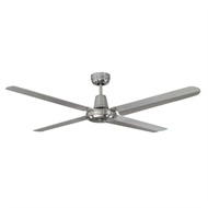 Mercator 120cm Stainless Steel Swift  Ceiling Fan
