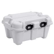 Ezy Storage 20L White Bunker Heavy Duty Tub
