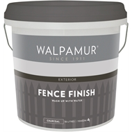 Walpamur 10L Charcoal Fence Finish