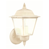 Brilliant 240V Tamar Beige Coach Wall Light