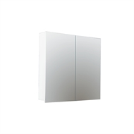 Forme 750 x 750 x 150mm Two Door Cabinet Shaving Logan