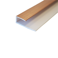QuickBoard™ 3.6m Cherry Composite Ceiling Lining - 7.2sqm Assembly Pack