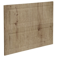 Kaboodle 900mm Spiced Oak Heritage 2 Drawer Panels