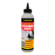Dunlop 800g Ready-To-Go Coloured Grout - Slate Grey