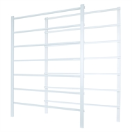 Flexi Storage White 7 Runner Frame