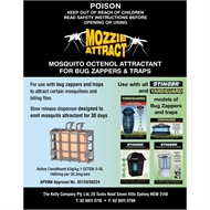 Mozzie Attract Octenol Attractant