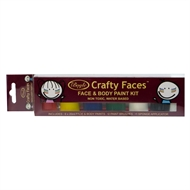 Boyle Crafty Faces Face And Body Paint Kit