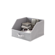 Neatfreak 31.5 x 29.5 x 20.5cm Alloy Grey Large Collapsible Drawer