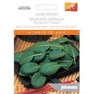 Johnsons World Kitchen Mustard Spinach Seeds