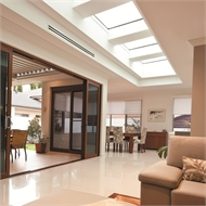 VELUX 665 x 665mm Flat Roof Skylight