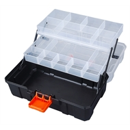 Tactix 2 Level Cantilever Multifunction Tool Box