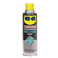 WD-40 Specialist 300g High Performance White Lithium Grease