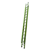 Bailey 4.5 - 7.6m 130kg Fibreglass Extension Ladder with Vee Bracket