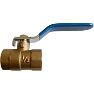 Kinetic 15mm Brass Ball Valve