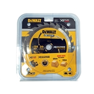 DeWALT 184mm 24T XR Circular Saw Blade