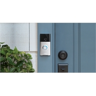 Ring Satin Nickel Video Doorbell