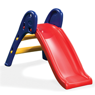 Swing Slide Climb 110 x 54 x 70cm Plastic Folding Slide