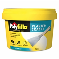 Polyfilla 100g Plaster Cracks Filler