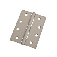 Zenith 100mm Loose Pin Coated Hinge Butt