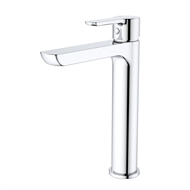 Caroma Jade Tower Basin Mixer - Chrome