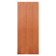 Hume Doors & Timber 2040 x 820 x 35mm Maple Veneer Flush External Door