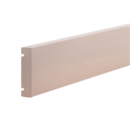 Woodhouse 188 x 30mm x 4.8m FJ Tight Knot H3 LOSP Pine Primed Fascia