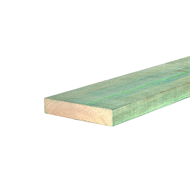 240 x 45mm MGP10 H2F Termite Treated Pine Blue Timber Framing - 1.5m
