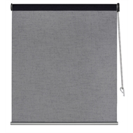 Markisol 150 x 240cm Uno Sheer Indoor Roller Blind - Charcoal