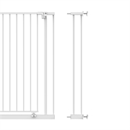 Perma Child Safety 73 - 82cm White Extra Tall Easy Fit Baby Gate