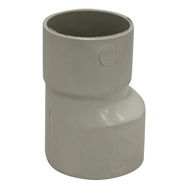 Holman 50 x 40mm PVC DWV Taper Level Invert