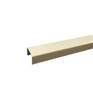 Australian Handyman Supplies 30 x 25 x 0.4mm 3m Classic Cream Trimdek Capping