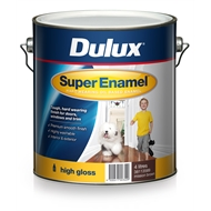 Dulux Super Enamel 4L High Gloss Mission Brown Enamel Paint