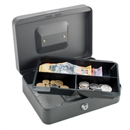 Sandleford 250mm Black Large Cash Box