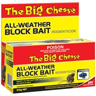 The Big Cheese 540g All Weather Block Bait