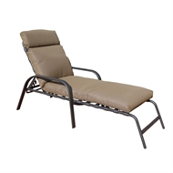 Hartman Aluminium Dune Opus Cushion Lounge Chair