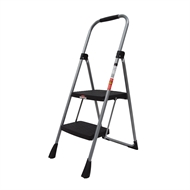 Gorilla 120kg 2 Step Household Platform Ladder