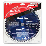 Makita 305mm 60T BlueMak Mitre Saw Blade