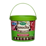 Osmocote Plus Organics 3.5kg Rose Gardenia And Azalea Fertiliser