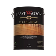Feast Watson 10L Satin Floorclear Finish