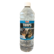 Bondall Waterbased Turps  - 1L