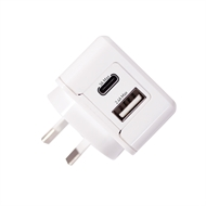 Nu-Tec Compact USB Charger