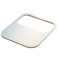 Blanco Plastic Cutting Board