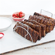BBQ Buddy Reversible Roast Rib Rack