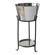 Marquee 20L Stainless Steel Drinks Cooler With Stand