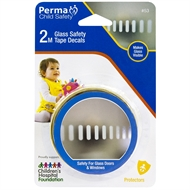 Perma Child Safety Glass Safety Markers – 2m Roll