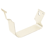 COLORBOND 115mm Quad Gutter External Bracket - Classic Cream